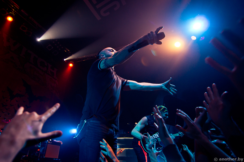 Killswitch Engage, фото