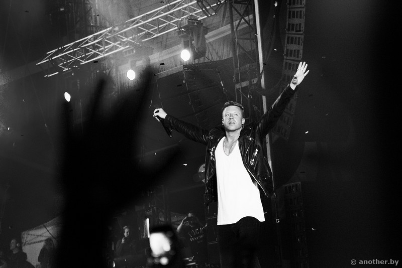 Sziget 2014, Macklemore & Ryan Lewis, photo