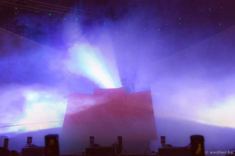 Sziget 2014, Kavinsky, photo